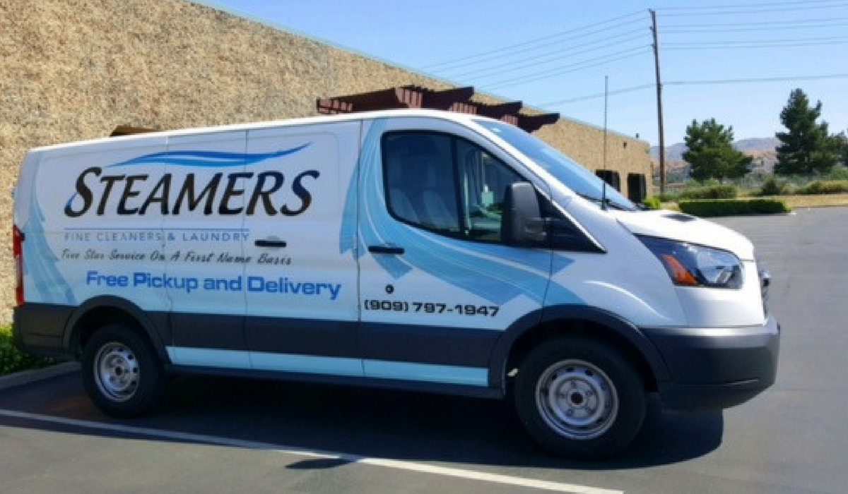Dry Cleaning Pickup and Delivery Service in Yucaipa